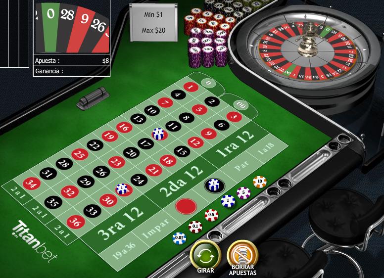 TitanBet Casino Online